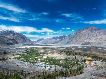 Road trip to Leh Ladakh - Nubra Valley