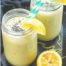Lemon and Turmeric smoothie - Detox Smoothies